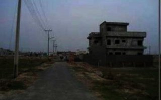 5 Marla Residential Plot For Sale Kaghan Colony, Abbottabad