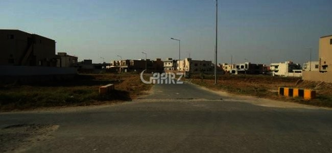 5 Marla Residential Plot No. 304 In Block J DHA Phase 9, Lahore