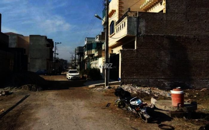 5 Marla South Open Plot For Sale Hayatabad Phase 6 - F6