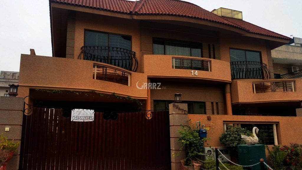 500 sq yd House for Rent in D-12/3, Islamabad