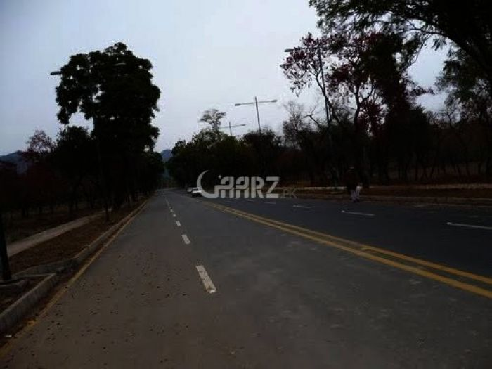 6 Kanal Corner Commercial Plot For Sale At Simly Dam Road, Islamabad
