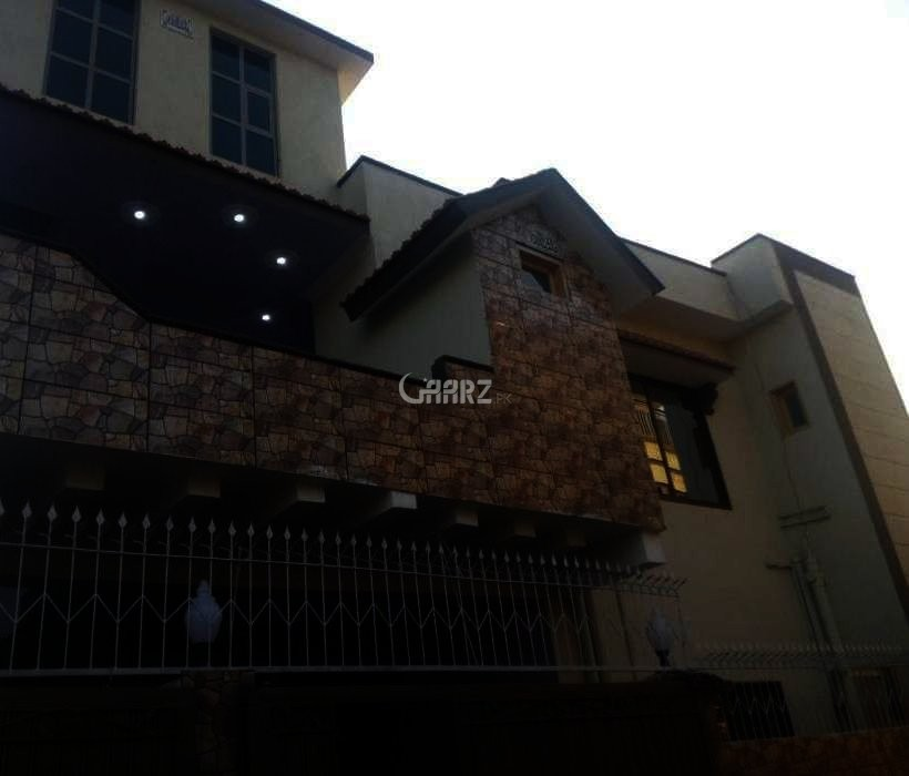 6 Marla corner house for sale in Army Burn Hall Girls School & College, abbottabad