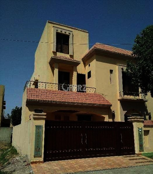 6 Marla House For Rent In Bharia Town, Lahore