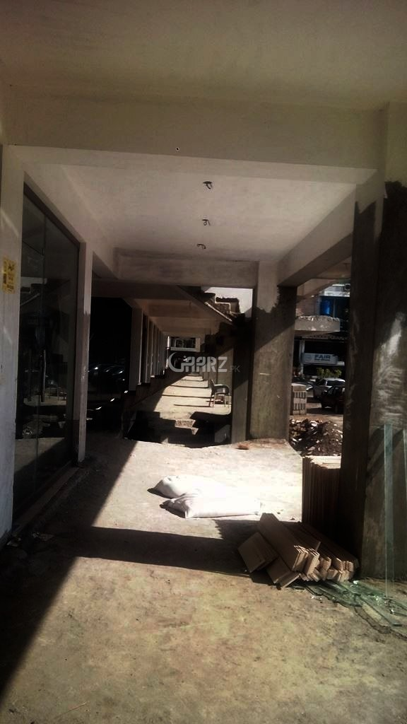 693 Square Feet Shop For Sale In Al Rehmat Mall, G.11 Markaz, Islamabad.