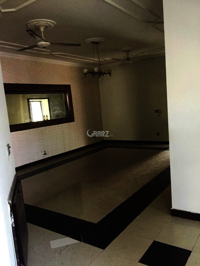 7 Marla Ground Portion For Rent in I-10/2