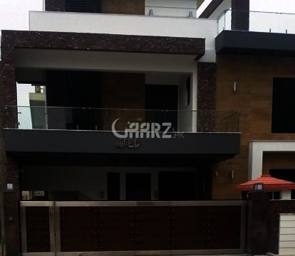 7 Marla  House for Rent in F 11/3, Islamabad.