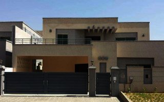 7 Marla House For Sale In Lucknow Society, Karachi.