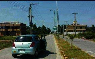 7 Marla Plot For Sale Hayatabad Phase 6, Hayatabad, Peshawar