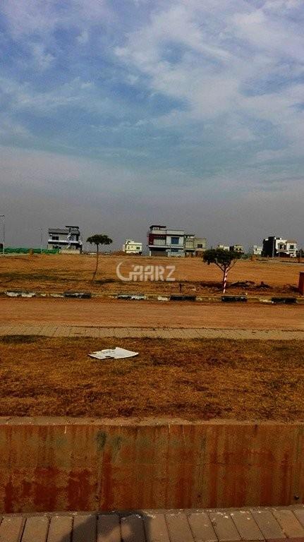 7 Marla Plot For Sale In Bahria Town-8  Safari Villas