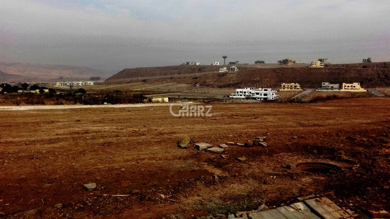 7 Marla Plot For Sale In Bahria Town Phase-8, Rawalpindi