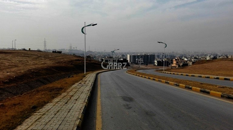 7 Marla Plot For Sale In Bahria Town Phase-8 Rawalpindi