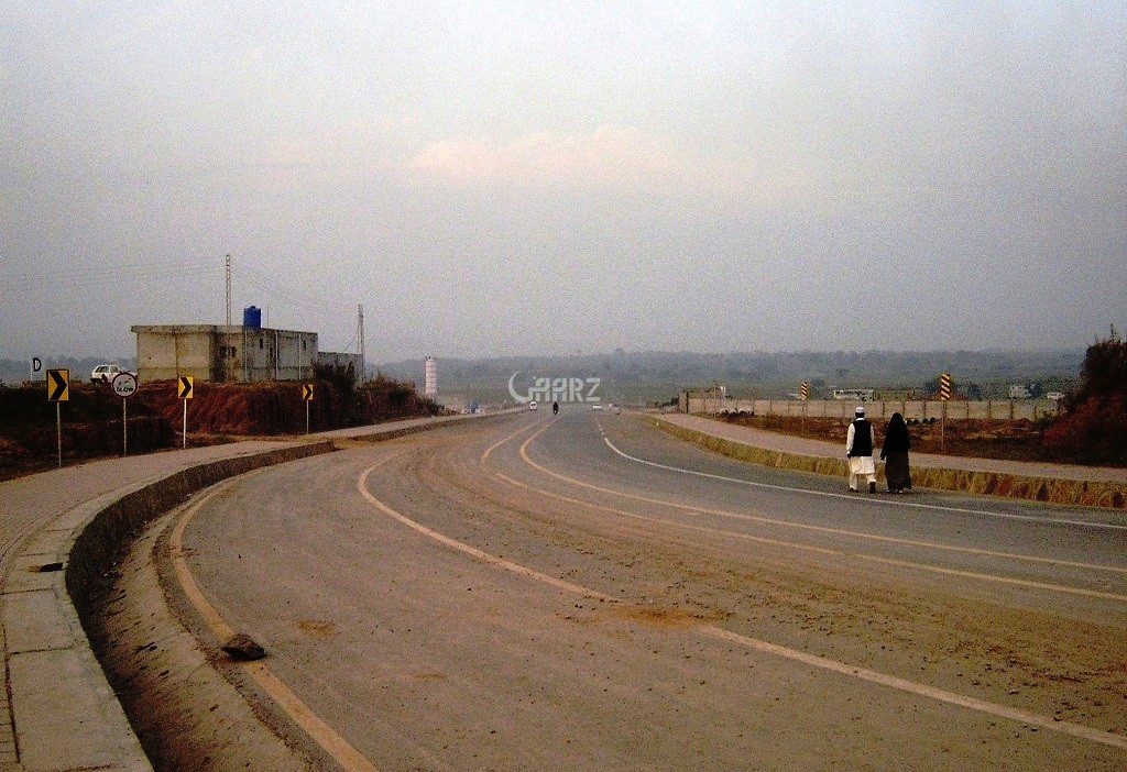7 Marla Plot For Sale In Chak Shahzad, Islamabad.