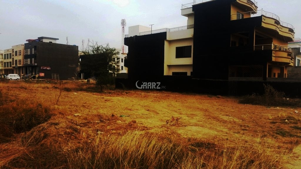 7 Marla Plot for Sale In G-15/1