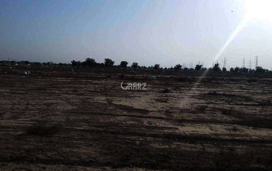 7831 Sq yards Plot For Sale In Bahadurabad, Karachi.