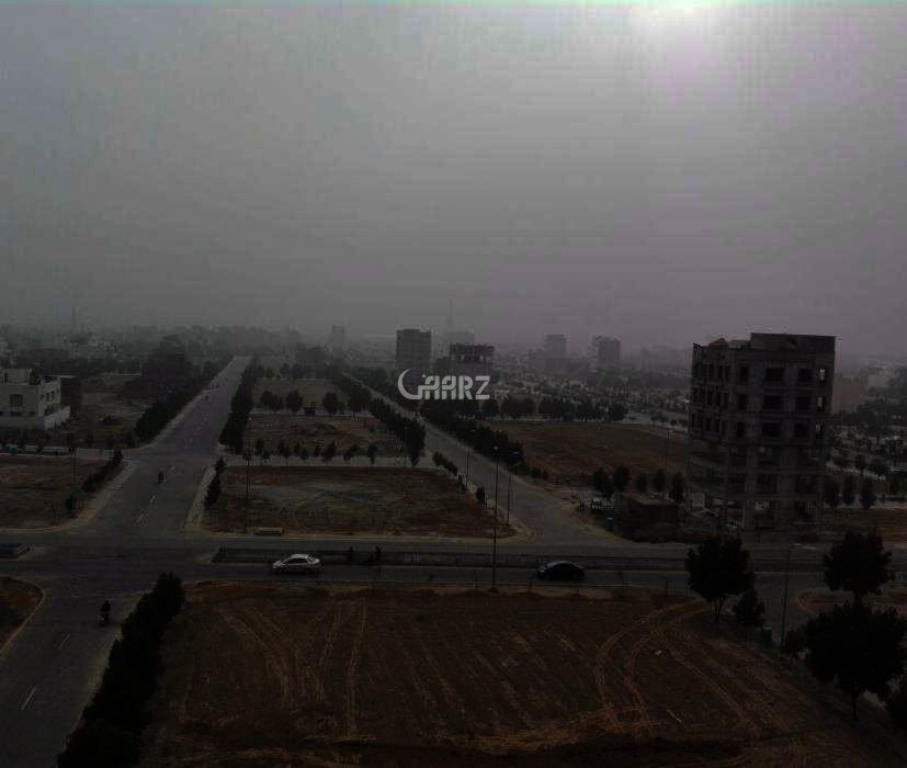 8 Marla Commercial Plot For Sale In Bahria Town, Lahore