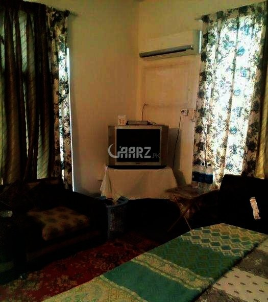 8 Marla Lower Portion House For Rent In Bahria Town Umer Block, Lahore