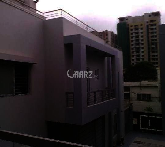 8 Marla House For Rent In PECHS-2