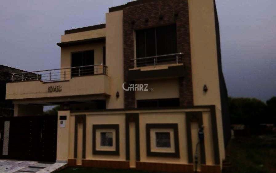 8 Marla House For Sale In Bahria Gardenia Block Lahore