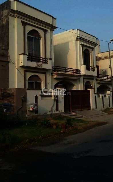 8 Marla House For Sale In Zaman Colony. Lahore