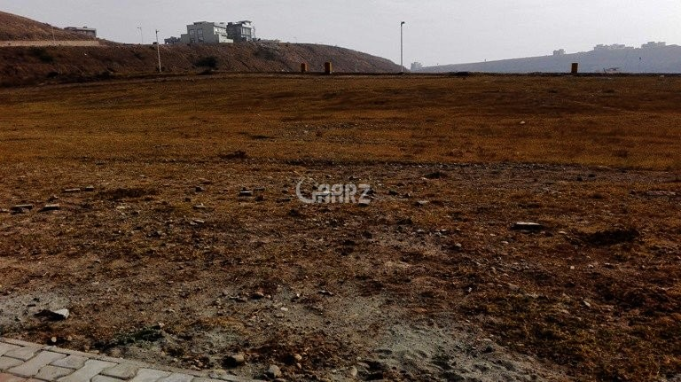 8 Marla Main Boulevard Plot For Sale In Bahria Town Phase-7