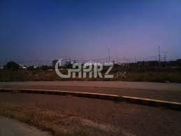 8 Marla Plot For Sale In Bahria Orchard, Lahore