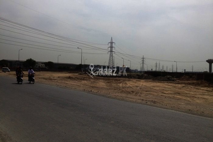 8 Marla Plot For Sale In Bahria Town Block-J, Lahore