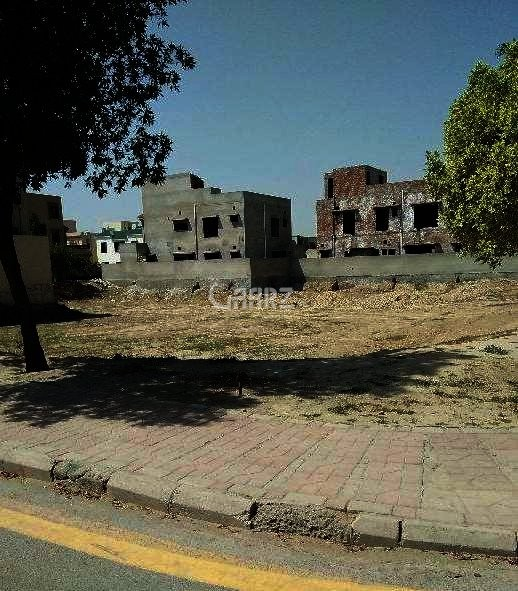 8 Marla Plot For Sale In Bahria Town Lahore