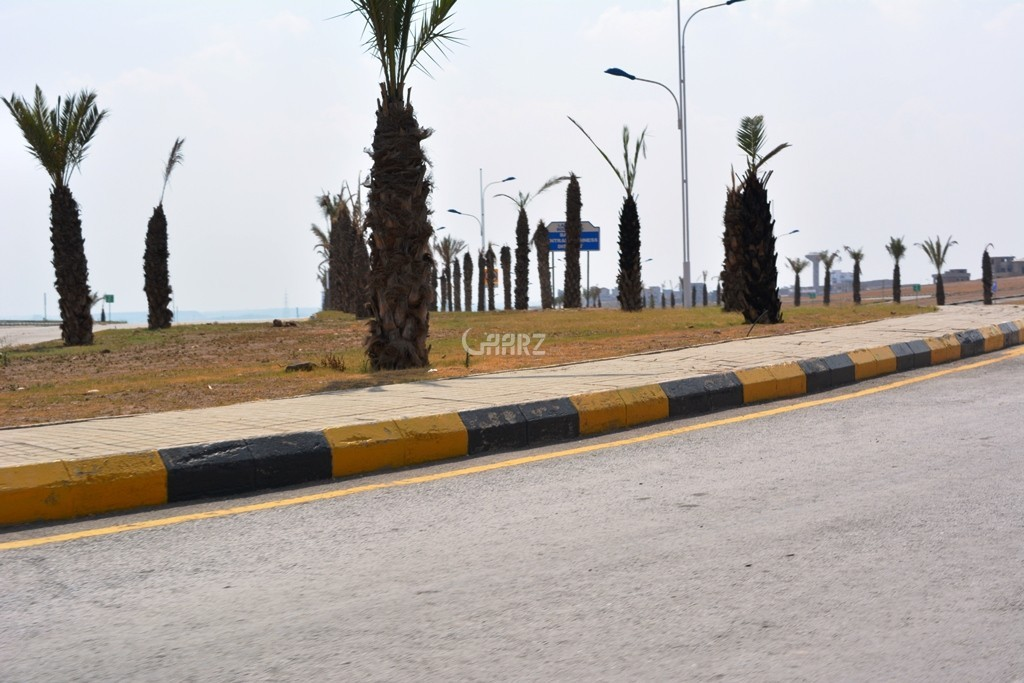 8 Marla Plot For Sale in Bahria Town Phase 8