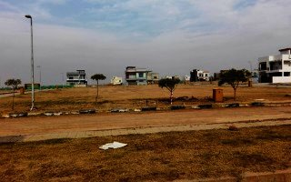 8 Marla Plot For Sale In Bahria Town Phase 8, Rawalpindi