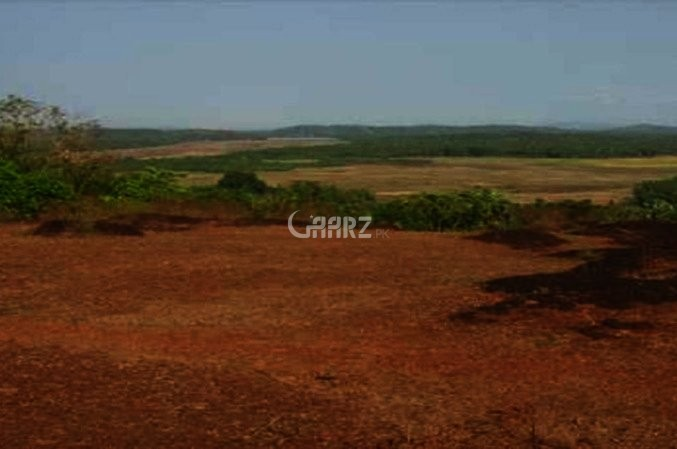 8 Marla Plot For Sale In  Bahria Town Umar Block Lahore
