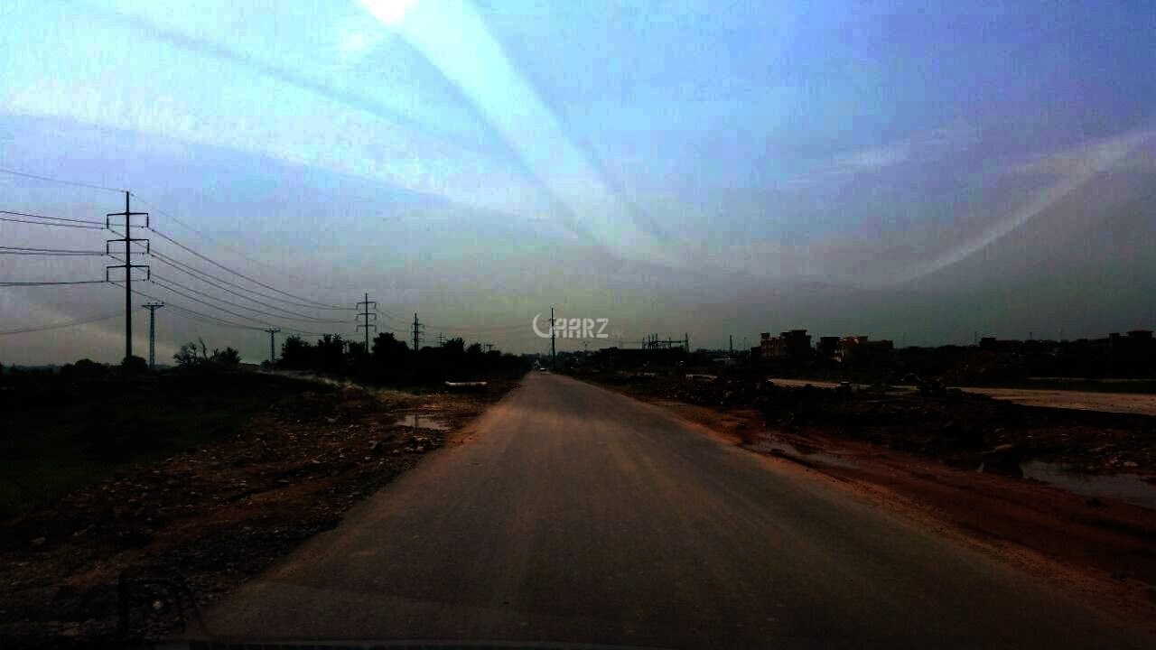 8 Marla Plot For Sale In D-12/3  Islamabad.