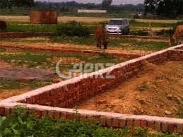 8 Marla Plot For Sale In  Ferozpur Road, Lahore