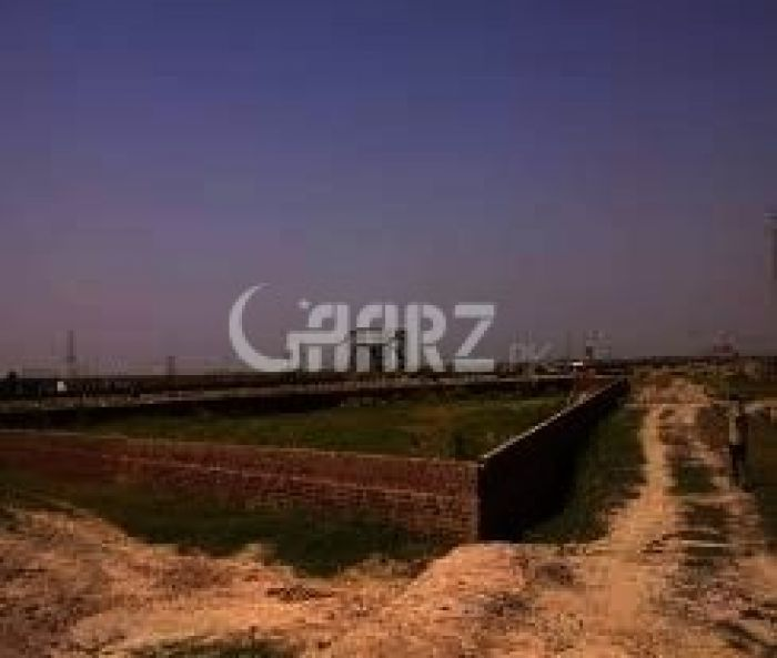8 Marla Plot For Sale In Ferozpur Road, Lahore
