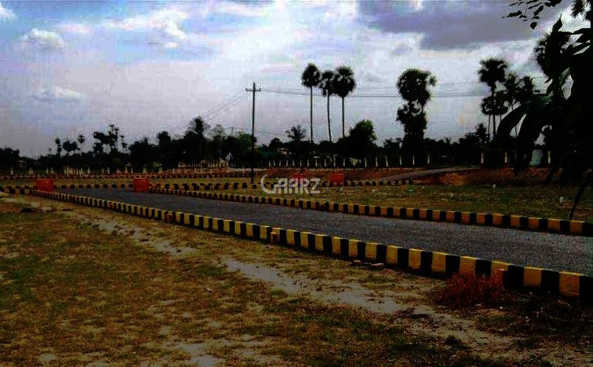 8 Marla Plot For Sale In I-12/1, Islamabad