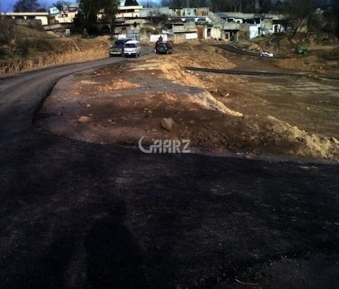 8 Marla Plot For Sale In Touheed Colony, Abbotabad.