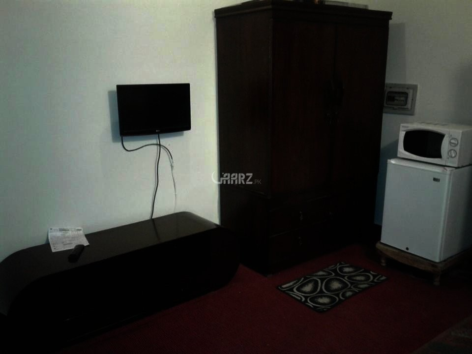 800 Square Feet Furnished Flat For Rent In Sector-C Bahria Town, Lahore