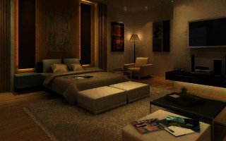 950 Square Feet Flat For Rent In DHA-2
