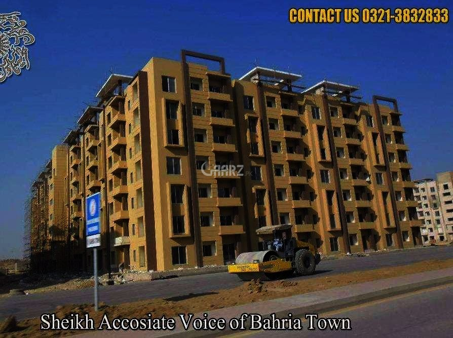 950 Square Feet Flat For Sale In Bahria Town