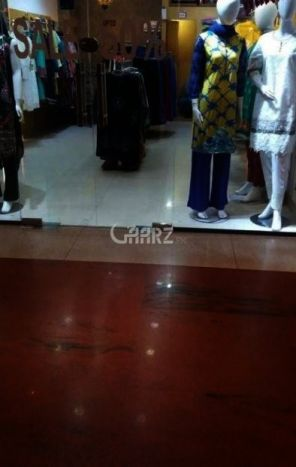 960 Square Feet Shop For Rent In Xinhua Mall Lahore.