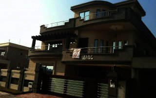Brand New House For Rent In Bahria Town Phase 5