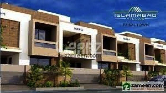 7 Marla Faisal Town  Villas Available Islamabad Villas