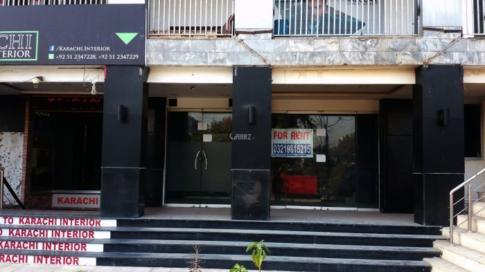 340 Square Feet Shop For Sale in G-9 Markaz
