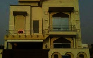 Ground Portion For Rent In Bahria Town Phase-8, Rawalpindi.
