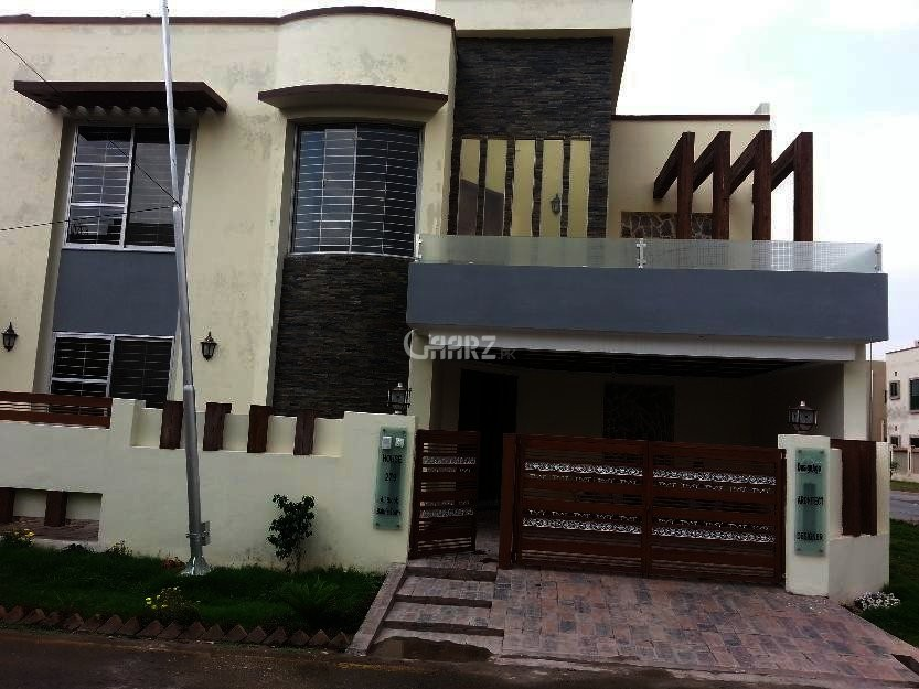 10 Marla Ground Portion For Rent In Bahria Town Phase-4, Rawalpindi