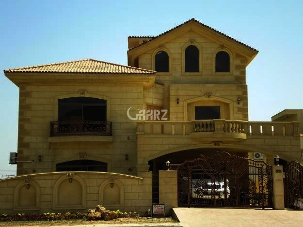 10 Marla Ground Portion For Rent In Bahria Town Phase 4