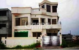 10 Marla Ground Portion For Rent In Bahria Town Phase-5, Rawalpindi