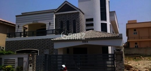 10 Marla House For Rent In Bahria Town Phase 4, Lahore
