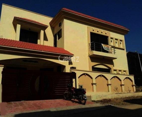 7 Marla House For Sale In Bahria Town Phase-8, Rawalpindi