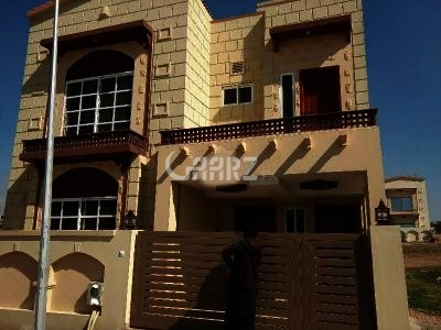 6 Marla House for Sale in Bahria Town Phase-8