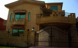 1 Kanal New Solid And Stylish Palace For Sale DHA Phase-6, Karachi